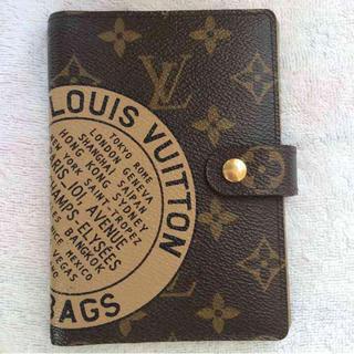 ルイヴィトン(LOUIS VUITTON)のルイヴィトン 手帳カバー(日用品/生活雑貨)