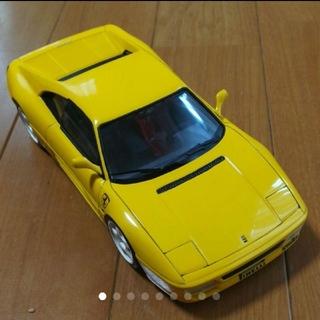 フェラーリ(Ferrari)のフジミ 1/24 フェラーリ 348チャレンジイエロー 完成品(模型/プラモデル)