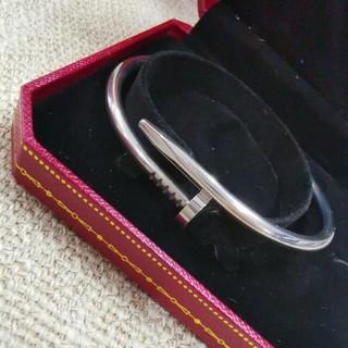 カルティエ(Cartier)の売り上げ 男女兼用 Cartier  ブレスレット美品  (ブレスレット)