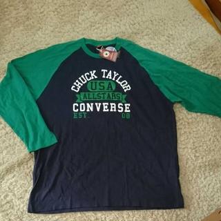 コンバース(CONVERSE)のお値下げ新品CONVERSE6L長袖(Tシャツ(長袖/七分))