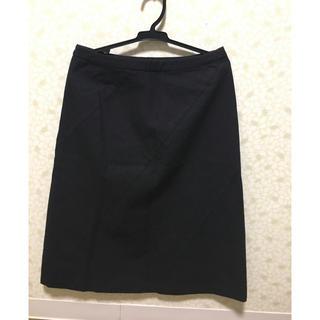 ミッシェルクラン(MICHEL KLEIN)の値下げ☆ミッシェルクラン スカート(ひざ丈スカート)