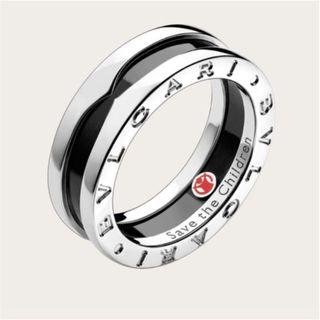 ブルガリ(BVLGARI)の【BVLGARI】ブルガリ セーブザチルドレン リング(リング(指輪))