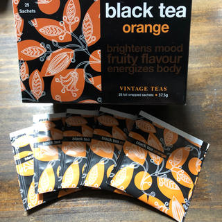 black tea オレンジ お試し(茶)