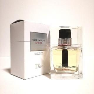 クリスチャンディオール(Christian Dior)の坂本様 専用♡Dior ディオールオム スポーツ オードトワレ 50ml(香水(男性用))