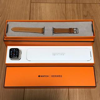エルメス(Hermes)のApple Watch series5 40mm☆HERMES(その他)
