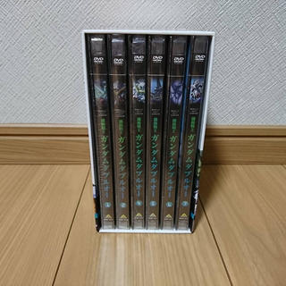 BANDAI - 機動戦士ガンダム00 DVD セット BOX