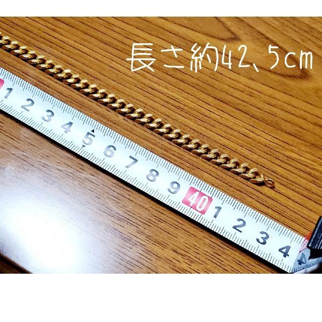 喜平ネックレス◇ゴールド◇シンプル メンズのアクセサリー(ネックレス)の商品写真
