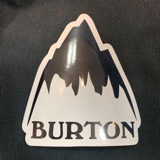 BURTON - BURTON ステッカー 公式