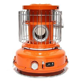 ビームス(BEAMS)の新品 センゴク アラジン ポータブル ガス ストーブ オレンジ(ストーブ/コンロ)