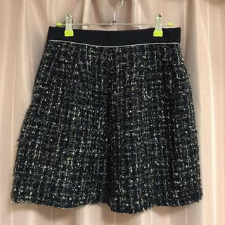 アプワイザーリッシェ(Apuweiser-riche)のアプワイザーリッチェ ツィードスカート 2(ミニスカート)