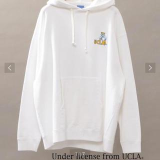 ビューティアンドユースユナイテッドアローズ(BEAUTY&YOUTH UNITED ARROWS)の【‼️定価17000円‼️】世界的名門UCLA  united arrows(パーカー)