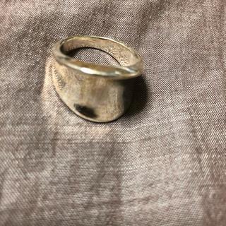 シルバー リング 太リング(リング(指輪))
