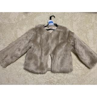アーバンリサーチ(URBAN RESEARCH)のファーコート(毛皮/ファーコート)