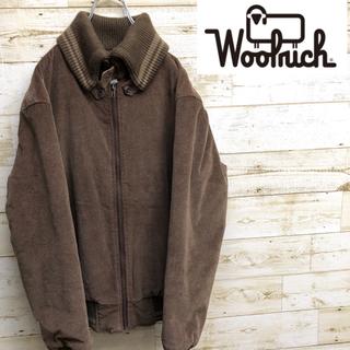 ウールリッチ(WOOLRICH)のWOOLRICH  ウールリッチ ブルゾン ジャケットM(ブルゾン)