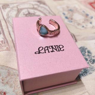 バブルス(Bubbles)のLANIE dream a dream ハートvintage ring(リング(指輪))