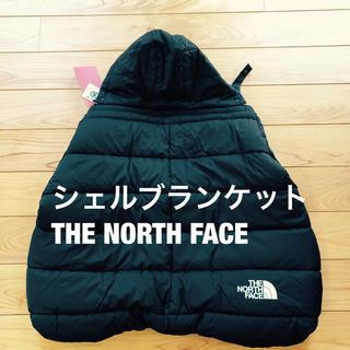 THE NORTH FACE - ノースフェイス シェルブランケット  2019 紺色 新品