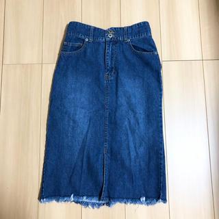 エムズエキサイト(EMSEXCITE)のEmsexcite デニムタイトスカート♡(ひざ丈スカート)