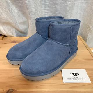 アグ(UGG)の【新品】UGG ✯ハワイ限定ニューカラー ✯アロハブルー✯ ムートンブーツ(ブーツ)