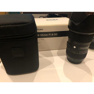 PENTAX - SIGMA 18-35mm F1.8 DC PENTAX用
