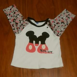 ミッキーマウス(ミッキーマウス)の95ミッキーマウス トップス(Tシャツ/カットソー)