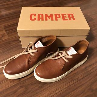 カンペール(CAMPER)のカンペール レザーブーツ 40サイズ(ブーツ)