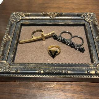フォーエバートゥエンティーワン(FOREVER 21)のForever21 リング 指輪(リング(指輪))