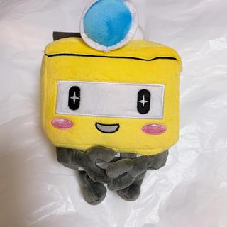 コナミ(KONAMI)のレル DX2300系 パスケース ぬいぐるみ(キャラクターグッズ)