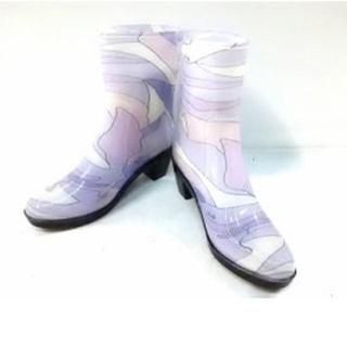 レディー(Rady)のRady/レインブーツ/パープルマーブル(レインブーツ/長靴)