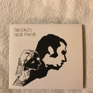 ソロ・ピアノ ゴンザレス Gonzales(ヒーリング/ニューエイジ)