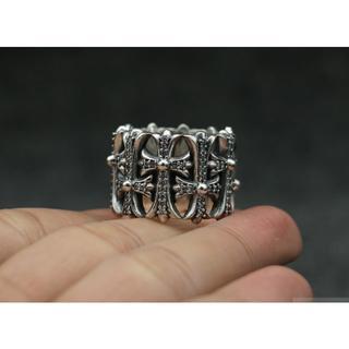 クロムハーツ(Chrome Hearts)のK149クロムハーツリングダイヤ(リング(指輪))