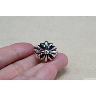 クロムハーツ(Chrome Hearts)のK150クロムハーツクロスリング(リング(指輪))