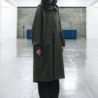 Edition - ザ・リラクス エディション別注フードオーバーサイズコート