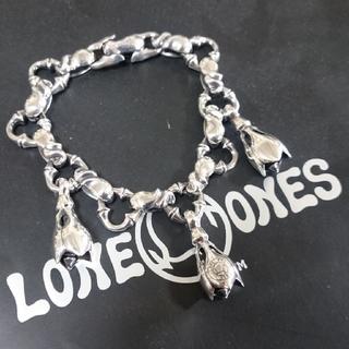 LONE ONES - カレシスブレスレット 3ティアベル(S) レディース クロムハーツ