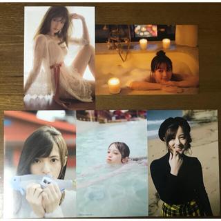 ノギザカフォーティーシックス(乃木坂46)の乃木坂46 写真集 ポストカード(アイドルグッズ)