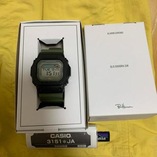 ロンハーマン(Ron Herman)の試着程度の美品‼️ロンハーマン×Gショック GLXー5600RHー3JR‼️(腕時計(デジタル))