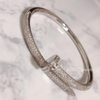 カルティエ(Cartier)の最高級釘ブレスレット❤️即日発送✨(ブレスレット)