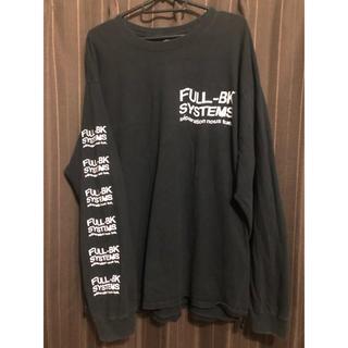 トゥエンティーフォーカラッツ(24karats)のFULL-BK SYSTEMS(Tシャツ/カットソー(七分/長袖))