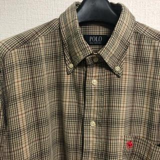 ポロラルフローレン(POLO RALPH LAUREN)のVintage レトロ チェックシャツ(シャツ)