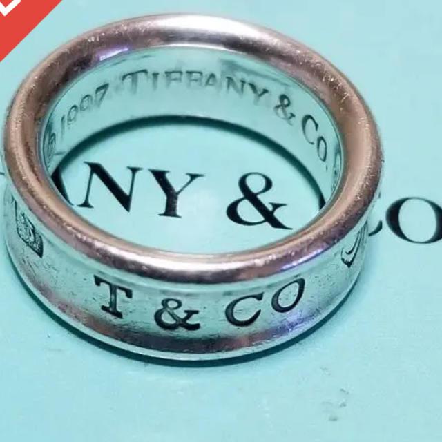 Tiffany & Co.(ティファニー)のTIFFANY&Co 925 リング レディースのアクセサリー(リング(指輪))の商品写真