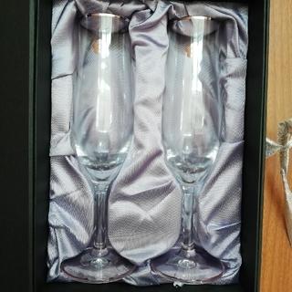 マリークワント(MARY QUANT)のマリークワント シャンパングラス ワイングラス(グラス/カップ)