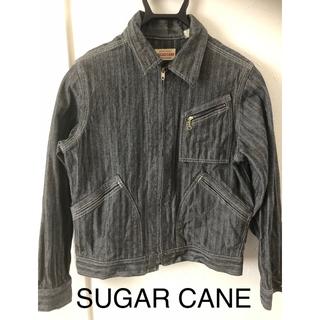 Sugar Cane - sugar cane シュガーケーン  デニムストライプジャケット