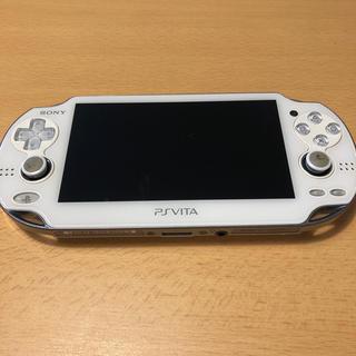 プレイステーションヴィータ(PlayStation Vita)のPSVITA PCH-1000 本体 充電器(携帯用ゲーム機本体)