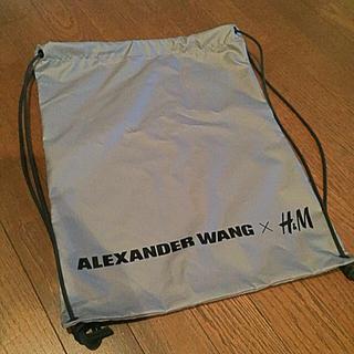 アレキサンダーワン(Alexander Wang)のALEXANDER WANG×H&M(ショップ袋)