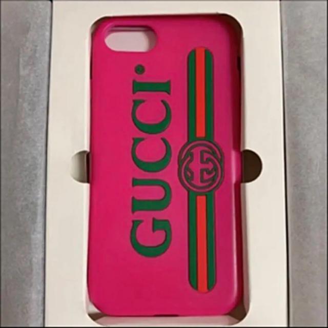 Gucci - グッチ  アイホンカバーの通販