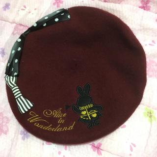 スイマー(SWIMMER)のにゃんこ様専用ですスイマー swimmerベレー帽アリス(ハンチング/ベレー帽)