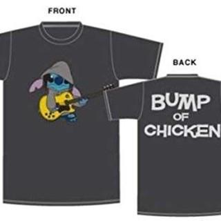 ディズニー(Disney)のBUMP OF CHICKEN  スティッチTシャツ Mサイズ  新品未開封(ミュージシャン)