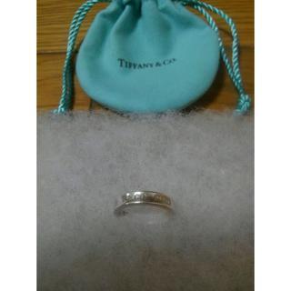 ティファニー(Tiffany & Co.)のティファニー 1837 ナロー リング スターリング シルバー(リング(指輪))