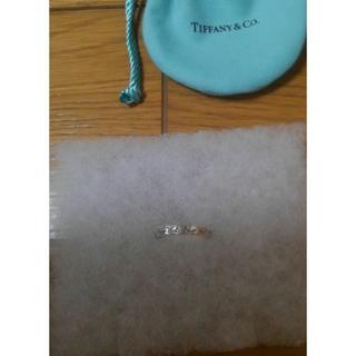 ティファニー(Tiffany & Co.)のティファニー ノーツ  バンド リング  スターリング シルバー (リング(指輪))