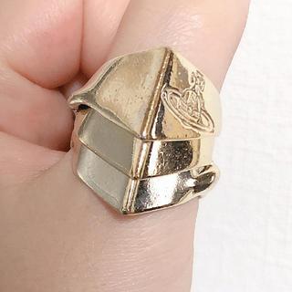 ヴィヴィアンウエストウッド(Vivienne Westwood)のナックルダスターリング(リング(指輪))