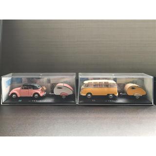 Volkswagen - フォルクスワーゲン ビートル バス ミニカーセット